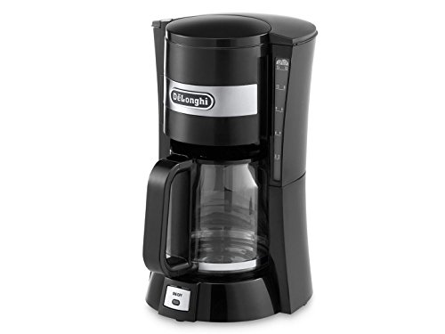 De'Longhi ICM15210.1 Filter Coffee Maker - Black