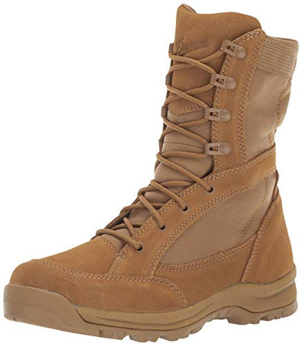 Danner Women's Prowess Military and Tactical Boot, Coyote, 6.5 M US