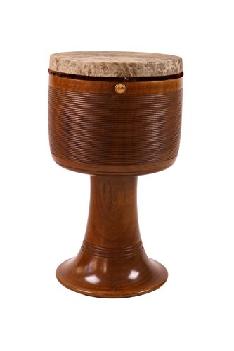 Hapa Tonbak Tombak drum Zarb with a free hard case by Hapa