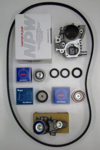 Nitoma Engine Timing Belt TBK5004