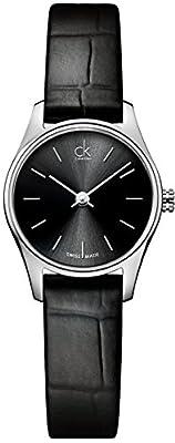 Calvin Klein K4D231C1 Ladies Classic Black Watch