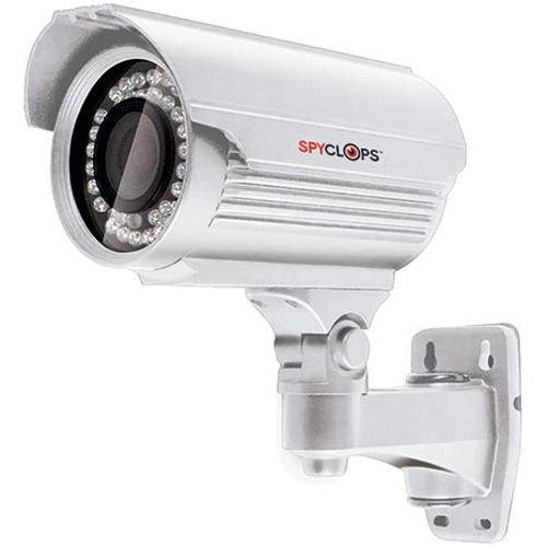 Spyclops CCTV Indoor Outdoor Bullet Security Spy Camera White