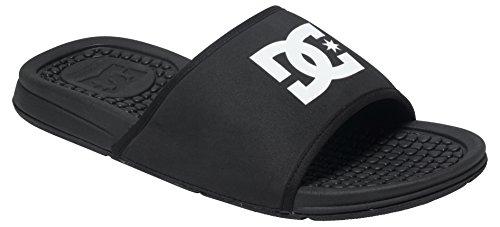 ADYL100026 Black Bolsa DC Noir Shoes Tongs Homme w5PwqYI