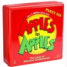 Apples Party Box Tin Exclusive