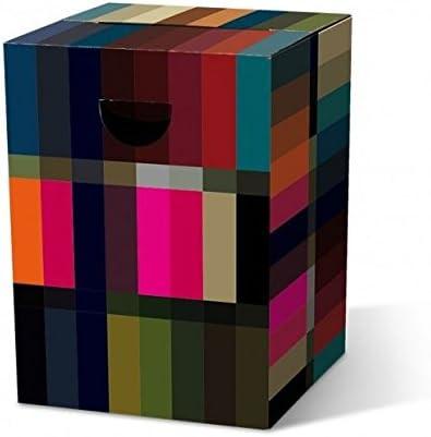 Remember PH35 Cardboard stool Hocker aus zerlegbarem Karton MARGHERITA