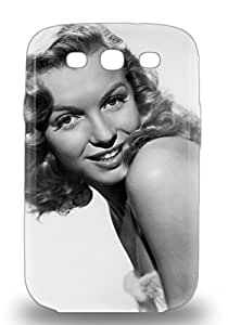 Premium Marilyn Monroe American Female Some Like It Hot The Seven Year Itch Back Cover Snap On 3D PC Case For Galaxy S3 ( Custom Picture iPhone 6, iPhone 6 PLUS, iPhone 5, iPhone 5S, iPhone 5C, iPhone 4, iPhone 4S,Galaxy S6,Galaxy S5,Galaxy S4,Galaxy S3,Note 3,iPad Mini-Mini 2,iPad Air )