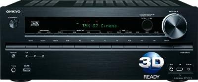 Onkyo Tx-nr616 72-channel Thx Select2 Plus Certified Network Av Receiverblack from Onkyo