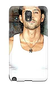 Durable Protector Case Cover With Mila Kunis And Screensavers Hot Design For Galaxy Note 3