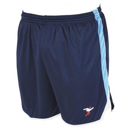 Precision Training Roma Shorts - Navy/Sky/White - ()