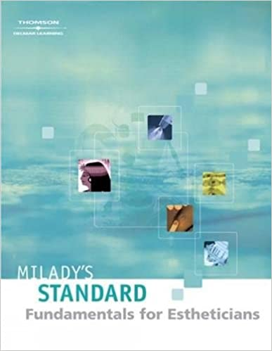 Miladys standard fundamentals for estheticians joel gerson miladys standard fundamentals for estheticians 9th edition fandeluxe Choice Image