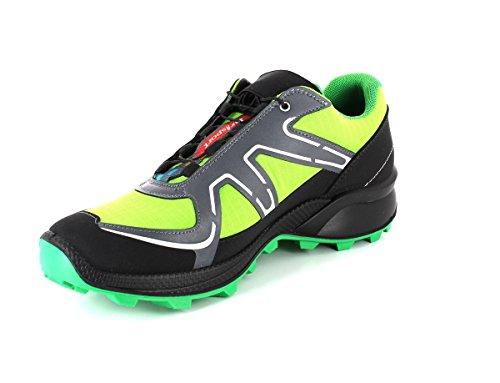 Grisport Speedhiker Chaussures De Trekking D'homme - Vert Fermeture Rapide, 41