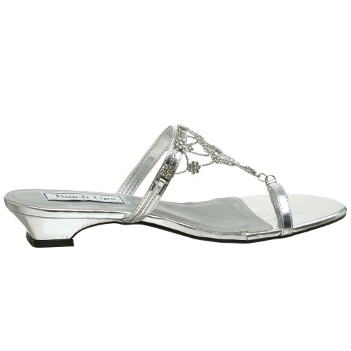 cheap sale pre order Touch Ups Women's Marcella Sandal Silver limited edition sale online clearance best wholesale shop how much for sale GCi3Diiz