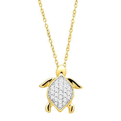 1-10-ct-diamond-turtle-pendant-necklace-in-10k-gold