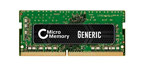 MicroMemory 4GB Module for Dell 2400MHz DDR4, A9210946 (2400MHz DDR4 So-DIMM)