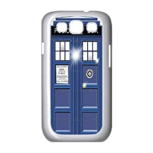 Doctor Who Inspired Tardis Samsung Galaxy S3 I9300 Case Cover ATR045208