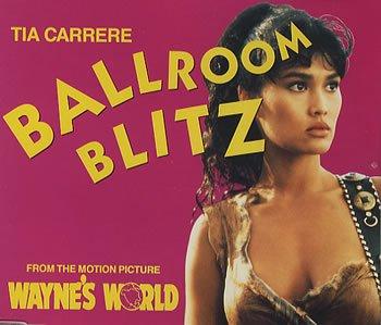Ballroom blitz waynes world