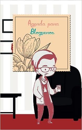 Amazon.com: Agenda para blogueros: interior blanco y negro ...