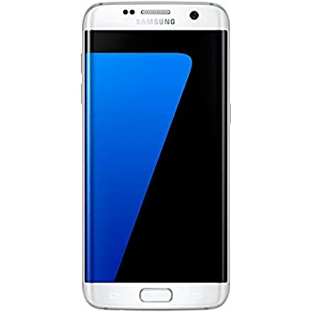 Samsung Galaxy S7 Edge G9350 32GB Factory Unlocked GSM Smartphone International Version No Warranty (Silver)