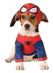 Rubies Costume Company Marvel Classic/Marvel Universe Spider-Man Pet Costume, Medium