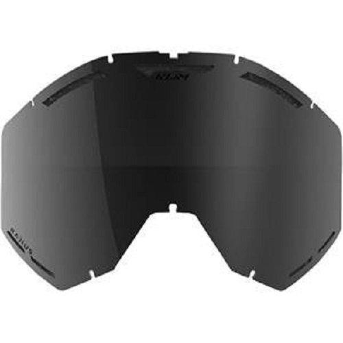 Klim Radius Pro Adult Replacement Lens Snow Goggles Accessories - Smoke Polarized/ One - Lenses Polycarb