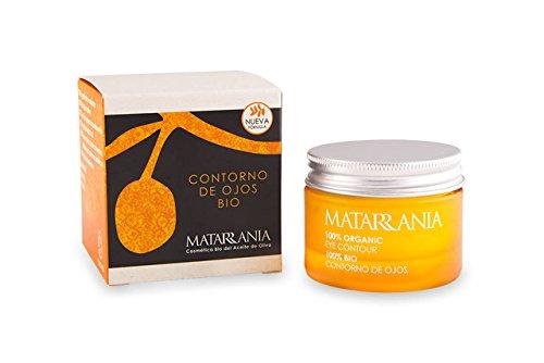 Matarrania – Contorno de Ojos certificado ecológico, 30ml