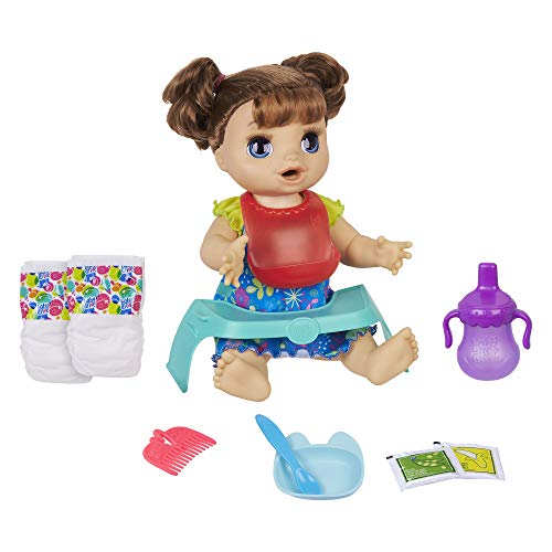 Top 10 best baby alive snacking sara brunette