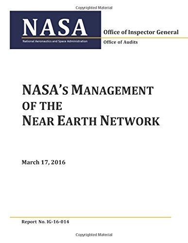 Download NASA's Management of the Near Earth Network pdf epub