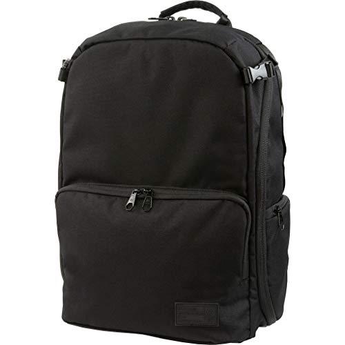 Black Plain Clam - Hex Ranger Clamshell DSLR Camera Backpack in Black