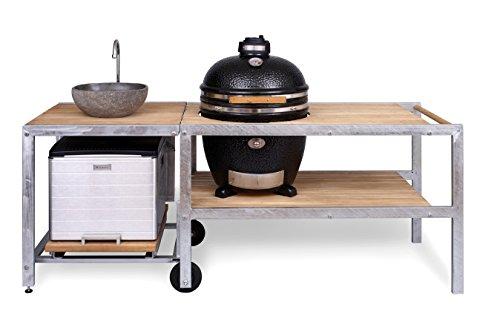 Outdoorküche Camping Xxl : Monolith outdoorküche kermik grill holzkohlegrill amazon baumarkt
