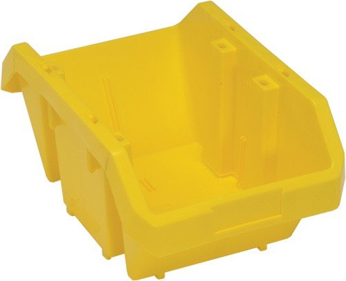 - Quantum Storage Systems QP1496BL Quick Pick Bins 14-Inch by 9-1/4-Inch by 6-1/2-Inch, Yellow, 20-Pack