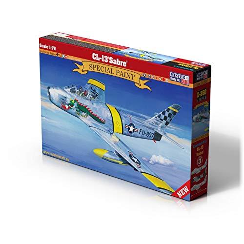 Mistercraft 1 72 CL13 F86F Sabre Plastic Model Kit D260
