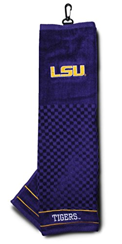 NCAA Embroidered Towel NCAA Team: LSU