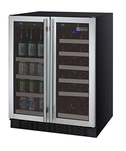 refrigerator beverage center - 6