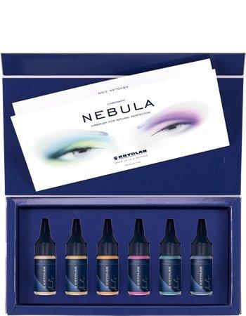 Kryolan Nebula series Airbrush make up set 9825 (Chromatic) by Kryolan