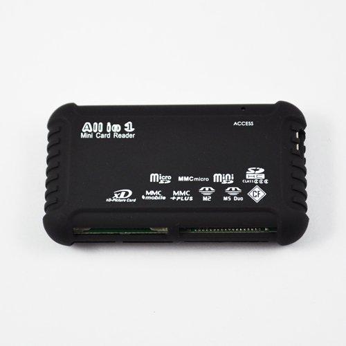 All in 1 Hochgeschwindigkeitskartenleser USB Kartenlesegeraet fuer alle Digital Speicherkarten SODIAL Wz.