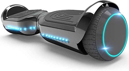 All-New Hoverstar HS2.1 Hoverboard Two-Wheel Self Balancing Flash Wheel Electric Scooter with Wireless Bluetooth Speaker