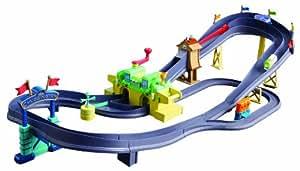Tomy Chuggington LC54212 Loks - Circuito de trenes