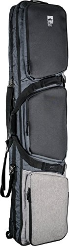 Rome Snowboards Cache Snowboard Bag, Black, One Size