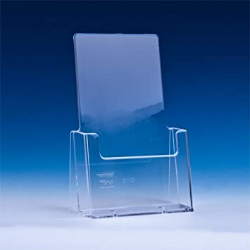 Transparent Acryl Visitenkartenhalter