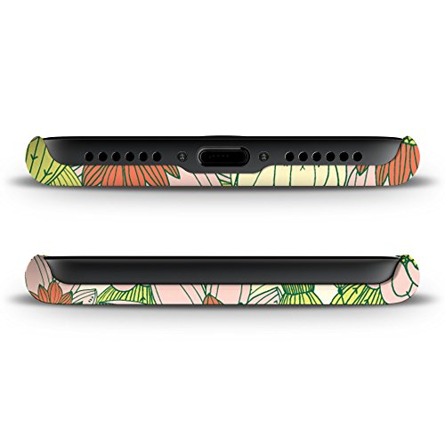 Koveru Back Cover Case for Apple iPhone 7 - Go green pattern
