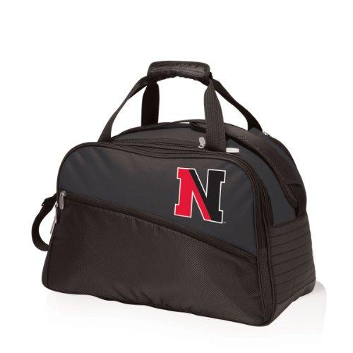 NCAA Northeastern Huskies Tundra Insulated Cooler Duffel Bag, Black