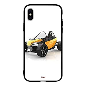 iPhone XS Max Naked car