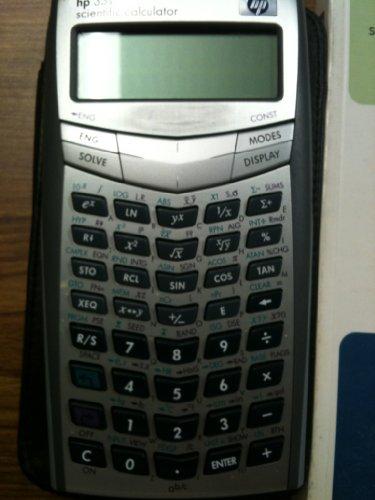 HP 33S Scientific Calculator
