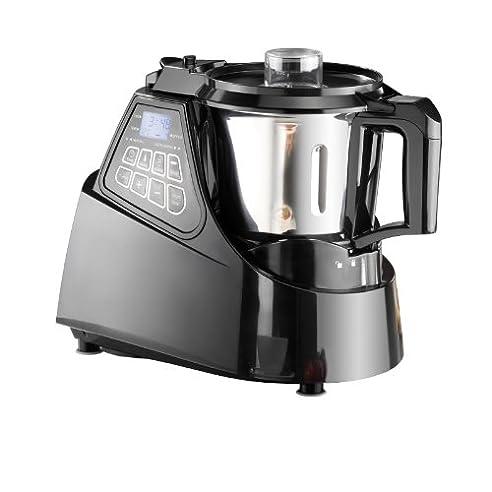 Amazon.de: Gourmet MAXX Küchenmaschine Mix&More Thermo Kochen ...