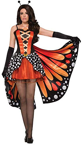 (Forum Novelties Women's Standard Miss Monarch Costume, As As Shown)