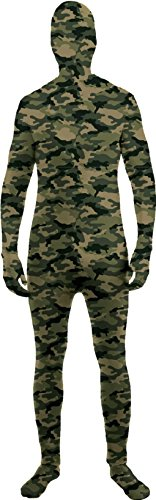 Faerynicethings Adult Disappearing Camo Suit Invisible Man