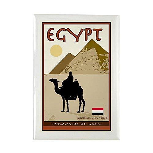 CafePress Egypt Rectangle Magnet Refrigerator product image
