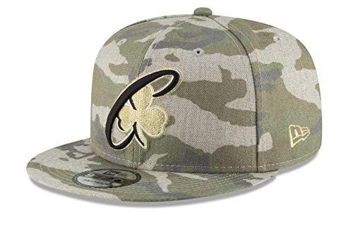 ceee9e13a8c Boston Celtics Camouflage Caps