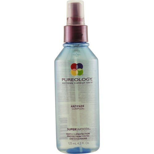 Pureology Super Smooth Hot Iron Protection Spray Unisex, 4 2