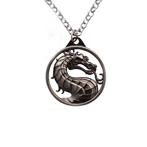 mortal kombat necklace